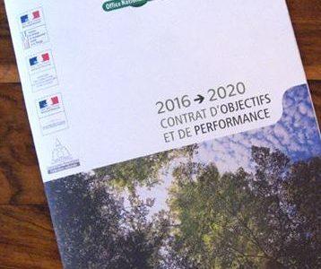 Contrat d'Objectifs et de Performances Etat / ONF / Communes Forestières<br>un lien de confiance mis à mal
