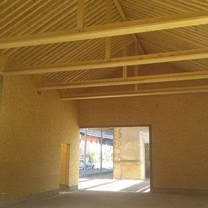 Formation Construire en bois local Gers @ Auch (32)