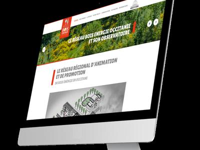 Le site du réseau Bois-énergie Occitanie